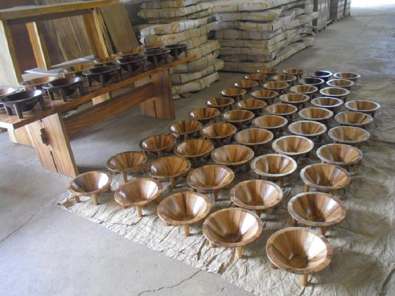 Custom Bowl Tanoa for kava drinking